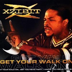 "Xzibit ""Get Your Walk On"""