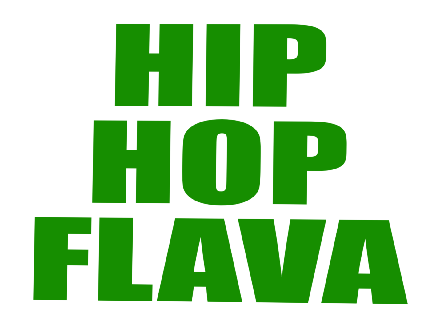 Hip Hop Flava Blog