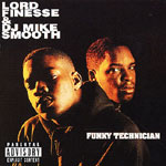 Funky Technician (1990) / Lord Finesse & DJ Mike Smooth