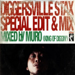 Diggersville -Stax Special Edit & Mix Mixed By Muro